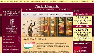 Online társkereső web sablon